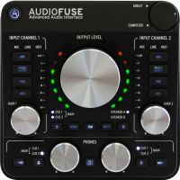 Arturia AudioFuse Deep Black