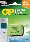 GP Oppladbart NiMH Batteri Pakke 3.6 V 600 mAh 1-Blister, 220279C1