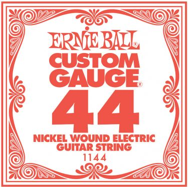 Ernie Ball EB-1144, Single .044 Nickel Wound string for Eletric gui