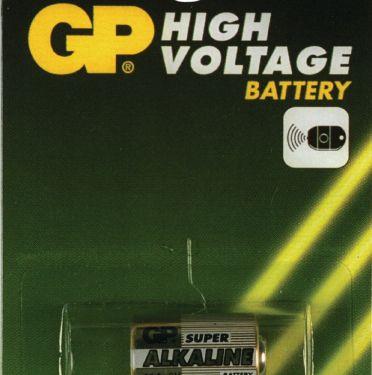 GP Alkaline Batteri 11A 6 V Super 1-Blister, 10011AC1
