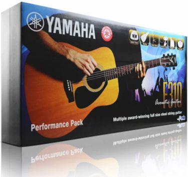 Yamaha F310P2WS FOLK GUITAR PACK