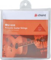 Strengesæt 0.012, akustisk guitar