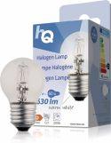 Diverse, HQ Halogenpære E27 Mini Globe 42 W 630 lm 2800 K, HQHE27BALL003