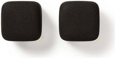 Nedis Bluetooth®-højttaler | 15 W | True Wireless Stereo (TWS) | 2 dele | Sort/hvid, SPBT1000WT2