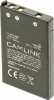 Foto & Video, Camlink Genopladeligt Lithium-Ion Batteri 3.7 V 1290 mAh, CL-BATENEL5