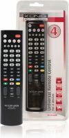 TV & Satellit, König Forprogrammeret Fjernbetjening 4:1 Universal, KN-RCU40B