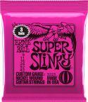 Musikinstrumenter, Ernie Ball EB-3223, 3-pack Super Slinky 9-42