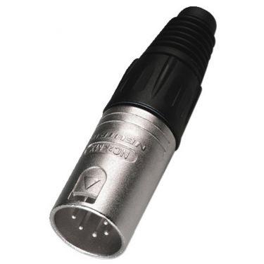 Neutrik XLR-stik 5-pol han NC-5MX