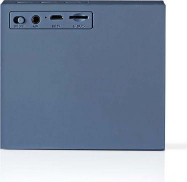 Nedis Bluetooth®-højttaler | 9 W | Op til 6 timers spilletid | Blå, SPBT2000BU