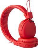 Audio, Sweex Hovedtelefoner On-Ear Bluetooth 1.00 m Rød, SWHPBT100R