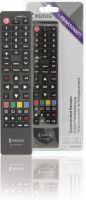 TV & Satellit, König Erstatningsfjernbetjening Panasonic, KN-RCPA