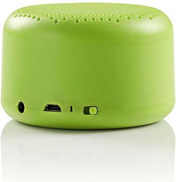 Nedis Bluetooth®-højttaler | 9 W | Op til 3 timers spilletid | Grøn, SPBTAV01GN