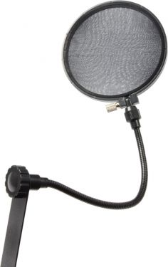"PDS-M16 6"" Microphone Anti Pop Screen"