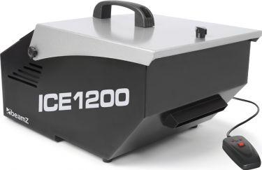 """Røgmaskine med is """"ICE FOGGER"""" 1200W - Fjernbetjening med Timer-funktion, ICE1200 MKII"""