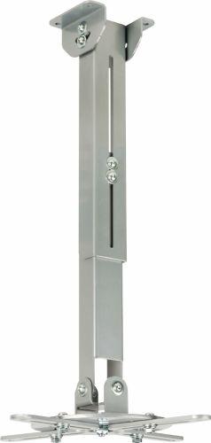 Valueline Prjektor Vægbeslag Fuldt Bevægeligt 10 kg Sølv, VLM-PM31