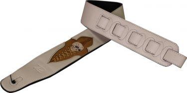 "Profile CVG03-6 Garment Leather Strap, 2,5"" Top quality soft garmen"