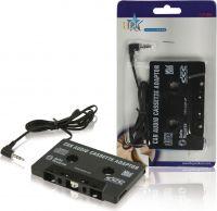 iPod/CD/MP3/MD kassette adapter