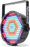 BeamZ FlatPAR 186x 10mm RGBW LEDs