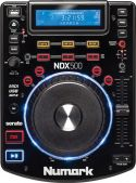 Single CD Players, Numark NDX500, USB/CD Media Player and Software Controller