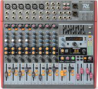 Professionel Scenemixer PDM-S1203 / 12-kanals med DSP/MP3 og USB in/out