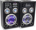 "KA-08 Active Speaker Set 8"" USB/RGB LED 600W"