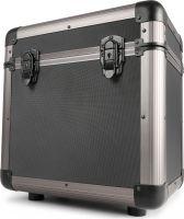 "RC80 12"" Flightcase til plader / Vinyl Record Case, Titanium"