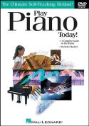 Musikinstrumenter, Play Piano Today - Undervisnings DVD / dansk tekst