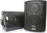 ST005AB 2-Way Amplified speaker 100W - Black (Set)