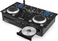 CDJ500 Amplified Double Player CD/MP3/USB/Bluetooth