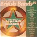 English karaoke disc, Legends Bassline vol. 21 - British Bands #2