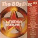Karaoke, Legends Bassline vol. 31 - The 80s Disc #3