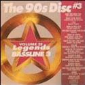 English karaoke disc, Legends Bassline vol. 32 - The 90s Disc #3