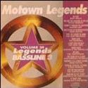 English karaoke disc, Legends Bassline vol. 34 - Legends Of Motown