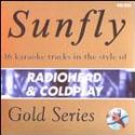 English karaoke disc, Sunfly Gold 36 - Radiohead And Coldplay
