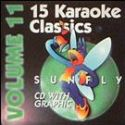 English karaoke disc, Sunfly Hits 11