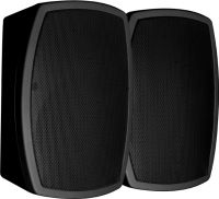 """Udendørs-højtaler ISP5B 8 Ohm / 5"""" 120W, sort (sæt)"""