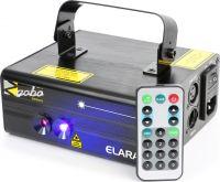 Elara Double Laser 300mW RB Gobo DMX IRC