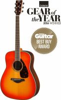 Western Guitar, Yamaha FG830 FOLK GUITAR (AUTUMN BURST)