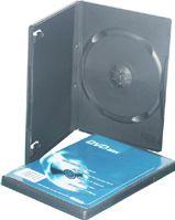 DVD cases (5 pieces)