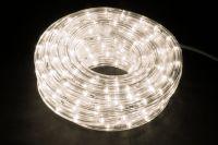 LED rope light, warm white (2800-3300K), 50m