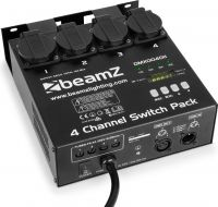 DMX Switch Pack 4-kanals, til stativ