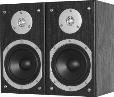 "Hi-Fi højttalersæt SHFB55B, 2-vejs 5"" bas / 140W, sort"