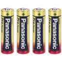 Batterier og tilbehør, Batteri alkaline AA LR-6