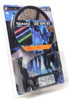 LED Tape Sæt, hvid 5m (IP65 / kan bruges inde og ude!)