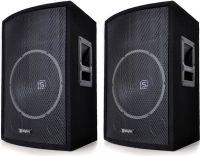 """2 stk. SL15 Disco/PA højttaler 15"""" bas - 800 watt max"""
