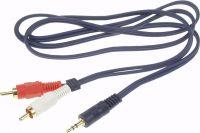 Lyd kabel - han stereo JACK 3.5mm til 2