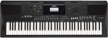 Yamaha PSR-EW410 DIGITAL KEYBOARD (BLACK)
