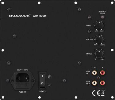 Digitalt forstærkermodul 280Wmax SAM-200D