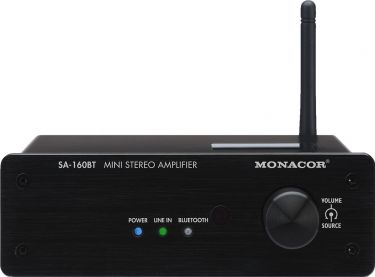 Forstærker m/Bluetooth SA-160BT