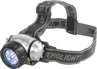 Pandelygte med 12 LED